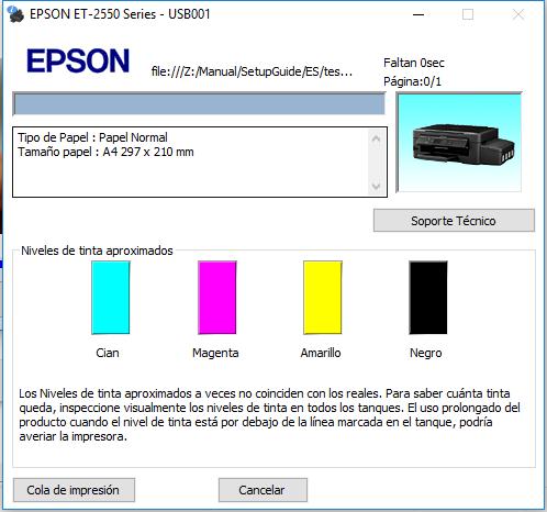 Ye olde Epson monitor